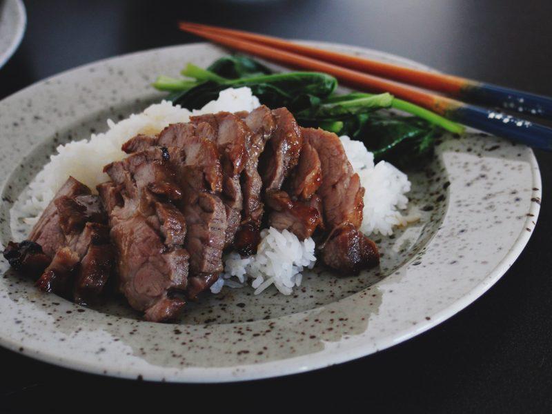 Char Siu/叉燒 [kinesisk BBQ karré]