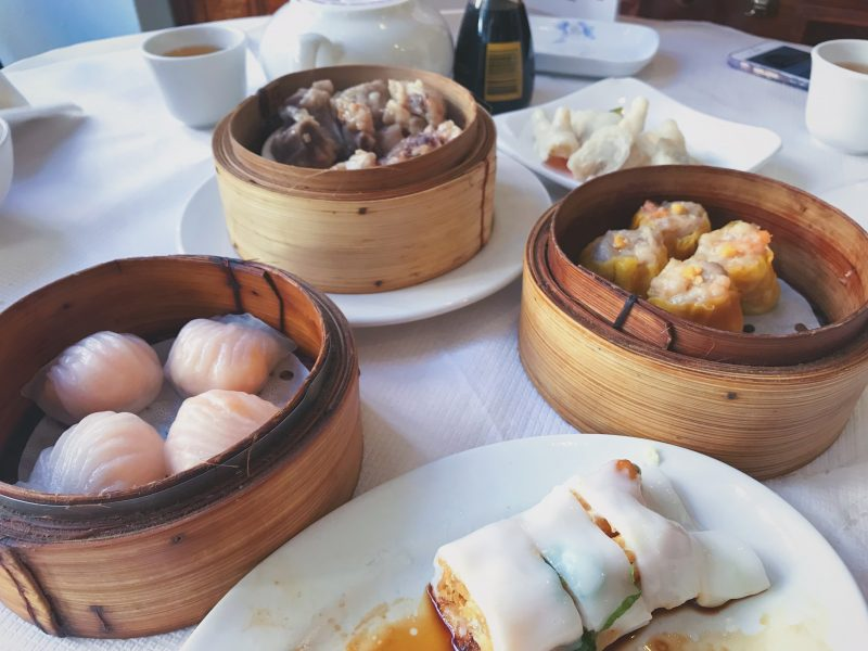 Chinatown London – what to eat?